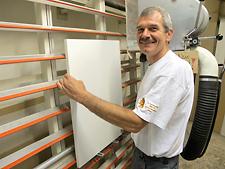Werner Stutz, Mechaniker/Allrounder