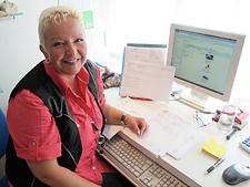 Maya Nussbaumer, Administration/Rechnungswesen