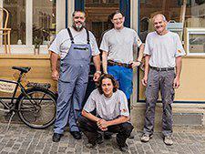Das Nussbaumer-Team